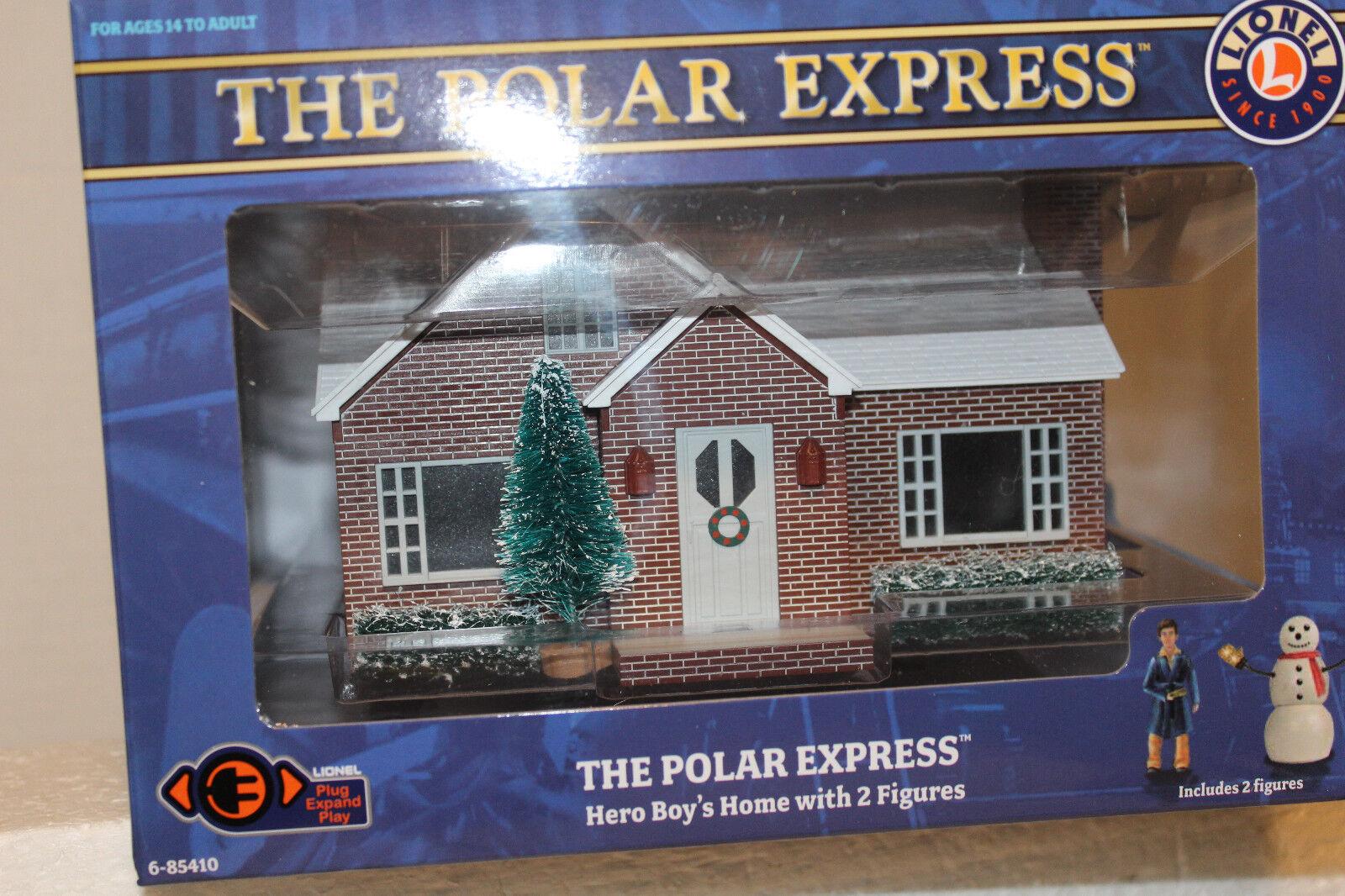 LIONEL  85410 POLAR EXPRESS HERO BOY'S HOUSE