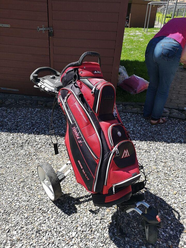Andet golfudstyr, Teffas