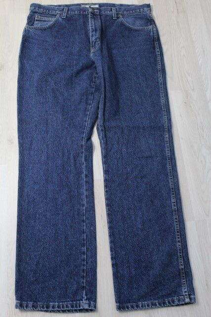 H2535 Wrangler Regular fit Jeans W38 W38 W38 Blau Sehr gut  | Ausgezeichnete Leistung  b6447c