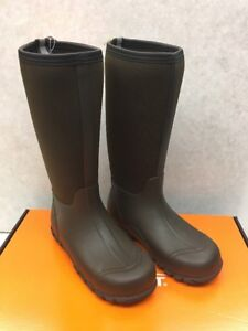 fd35d905a3a Details about Habit All-Weather Men's Brown Boots Various Sizes *** New  with box***