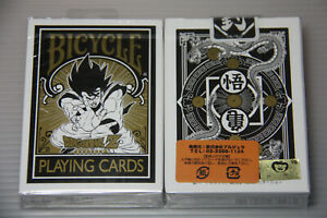 1-deck-BICYCLE-Dragon-Ball-Z-Playing-Cards