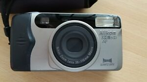 A-NIKON-ZOOM-600-AF-CAMERA-With-Original-Pouch-USED-FUNCTIONAL-VERY-FINE-Set