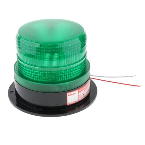 Warning Light LED Flashing Emergency Safety Strobe Beacon Light 4Colors