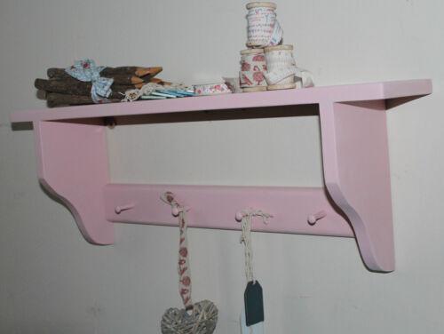 Etagere murale en bois Chevilles CUP CROCHETS ou enfants stockage meubles