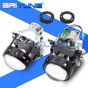 AL Headlight Bi-xenon Projector Lens D2S for E46 E70 E90 E92/Audi A1 A3 S3 A4 S4