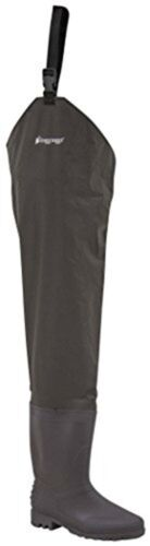 Frogg Toggs Rana II PVC Bootfoot Hip Wader, Cleated  Assorte