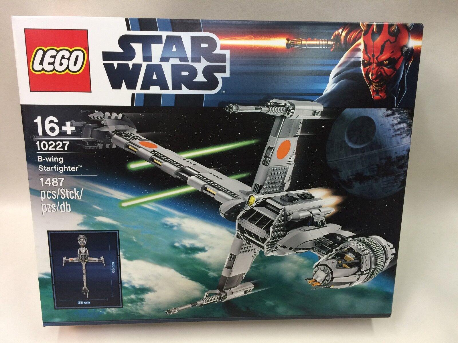 MINT SEALED Lego 10227 Star Wars B-Wing Starfighter Ultimate Collector Collector Collector Series b1fb90