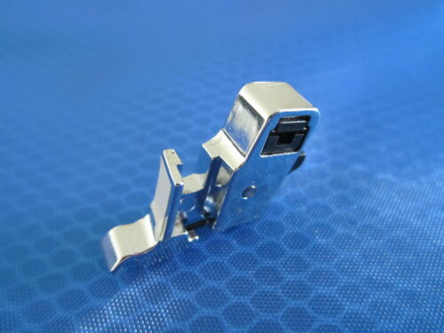 NEW STYLE CLIP-ON FOOT SHANK ADAPTER For LOW Foot Domestic Sewing Machines