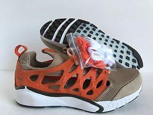 nike nikelab air zoom chalapuka sz 10 vanchetta tan orange mens shoes 872634-202