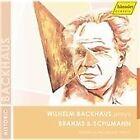 Wilhelm Backhaus plays Brahms & Schumann (2008)