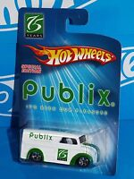 Hot Wheels 2005 Publix Supermarkets 75th Anniversary Se Dairy Delivery White