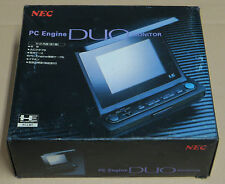 NEC PC Engine Duo Monitor PI-LM1 - Boxed VERY Rare!