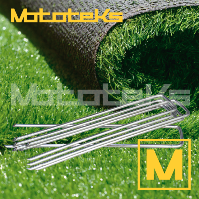 Vvivid Stainless Steel Heavy Duty Landscape Staples For Artificial Grass Turf For Sale Online Ebay