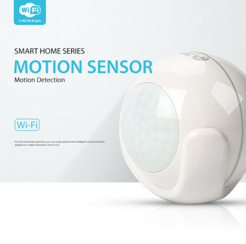 WiFi USB Alarm Sensor and App Notification Alerts compatible Alexa Google Home