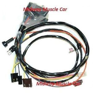 engine wiring harness hei 68 chevy nova ii 327 307 350 396 image is loading engine wiring harness hei 68 chevy nova