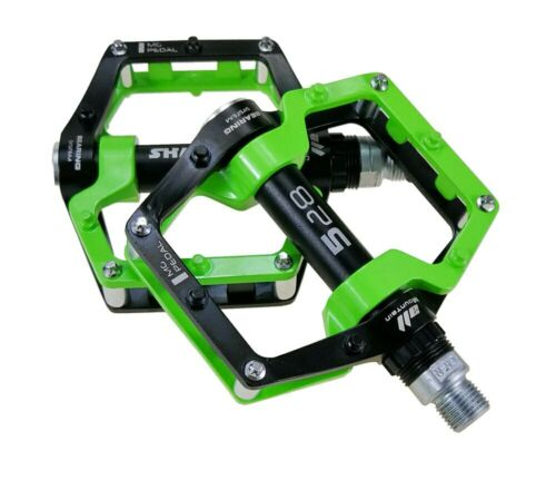 Road Mountain Bike Pedals MTB BMX Sealed Bearing Cleats Ultralight Bicycle Pedal