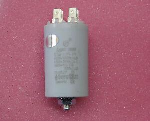 condo condensateur permanent / de démarrage moteur 12.5µF 12.5uF 12.5MF 450v