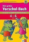 Klett Mein großes Vorschul-Buch (2017, Taschenbuch)