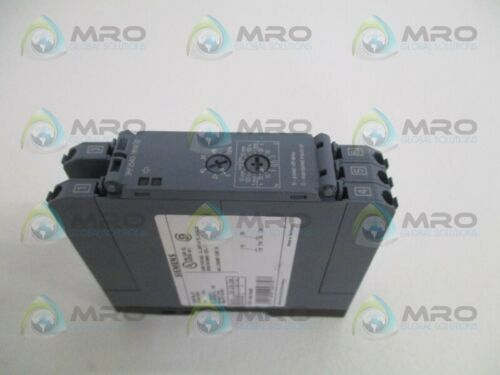 SIEMENS 3RP2540-1BW30 TIME RELAY *NEW NO BOX*