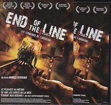 DVD AVEC FOURREAU END OF THE LINE (LE TERMINUS DE L'HORREUR) A VOIR !!!