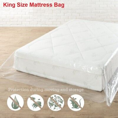 King Mattress Protective Dust Cover, Bed Mattress Storage Covers