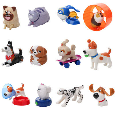 McDonald's Happy Meal Toy Character Secret Life of Pets 2 CHOOSE WHAT YOU NEED