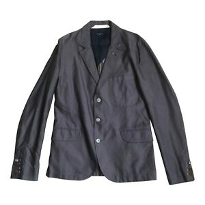 Paul-Smith-Jeans-Taupe-Jacket-size-M