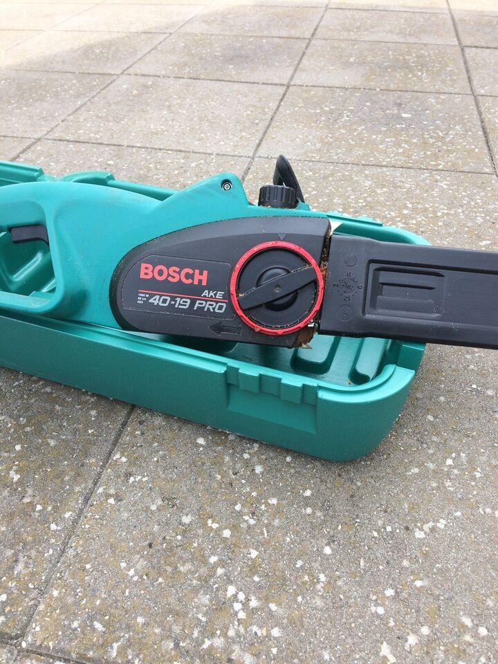 Kædesav, Bosch