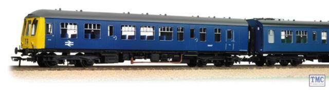 32-912 Bachmann OO/HO Gauge Class 108 3 Car DMU BR Blue With Yellow Ends