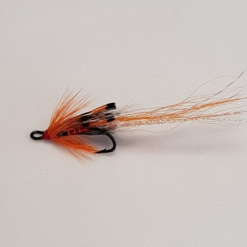 Sea Trout Doubles Natural Alley Shrimps Salmon