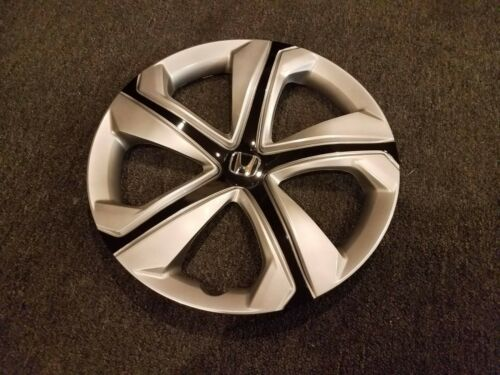 """1 Brand New 2016 16 2017 17 2018 18 Civic 16/"""" Hubcap Wheel Cover 55099"""
