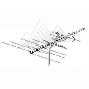 Winegard HD7080P High Definition HDTV VHF / UHF 39 Element Platinum Antenna