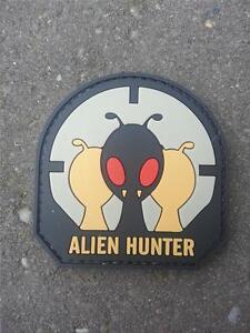 Alien Hunter Airsoft PVC Patch - Nuneaton, United Kingdom - Alien Hunter Airsoft PVC Patch - Nuneaton, United Kingdom