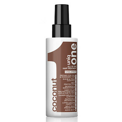 (7,93€/100ml) Uniq One COCONUT 150ml - all in one Hair Treatment