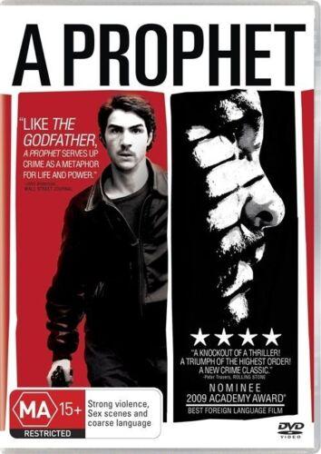 1 of 1 - A Prophet DVD Adel Bencherif Tahar Rahim Niels Arestrup French Crime Film