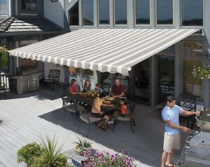 14 Sunsetter Motorized Xl Retractable Awning Awnings To