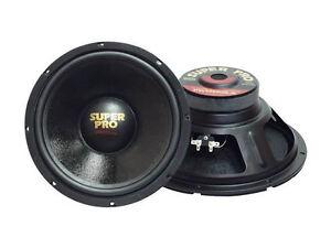 NEU-12-034-Tieftoener-Home-Car-Audio-Sound-Zoll-8ohm-PA-DJ-zwoelf-Bass-12in-CS