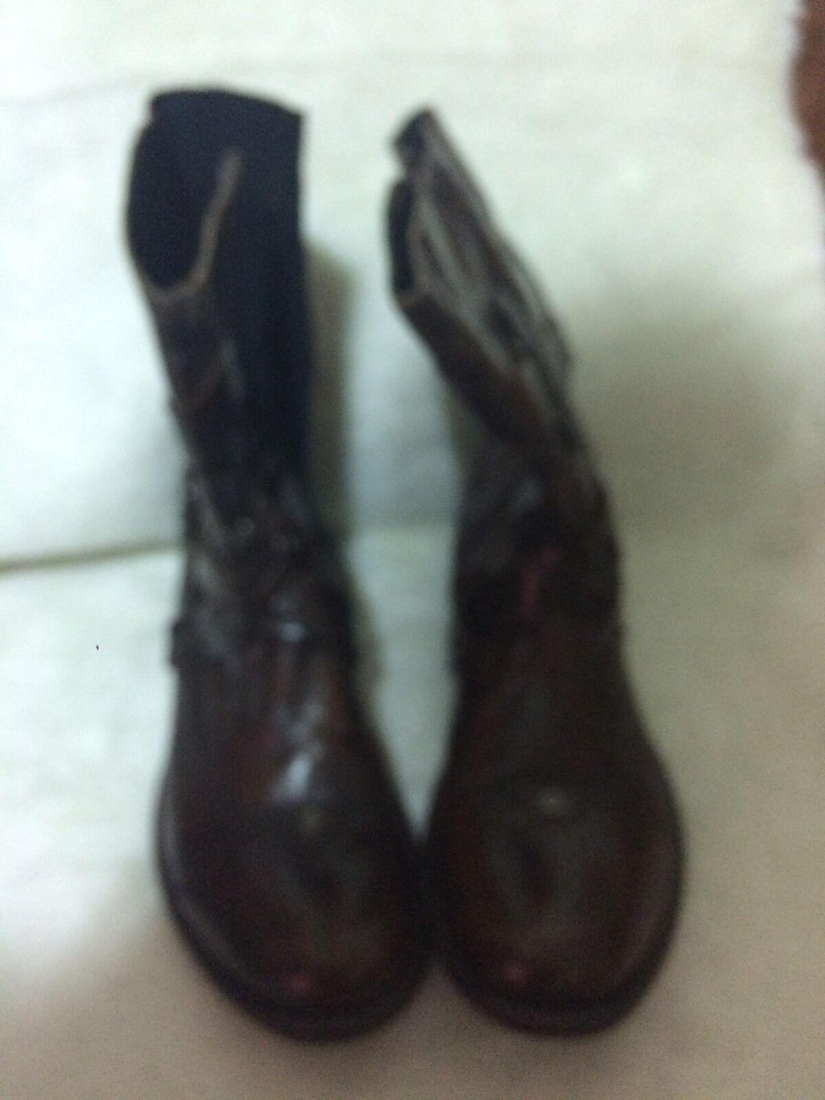 Veinte italiano botas Zapatos 43