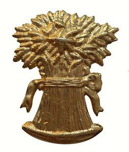 Wheatsheaf Vergoldet Symbol Für Orange Auftrag Krause