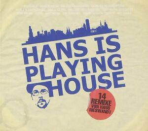 HANS-VARIOUS-NIESWANDT-HANS-IS-PLAYING-HOUSE-CD-NEU