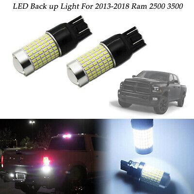 2pcs Xenon White 19-SMD LED Bulb for Ford Taurus 2013-2017 Backup Reverse Lights