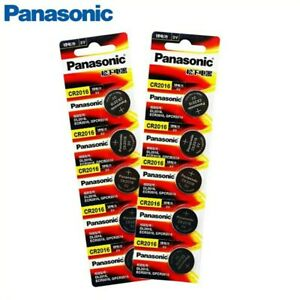 5pcs-PANASONIC-original-brand-new-battery-CR2016-3v-button-cell-coin-batteries
