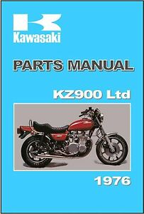 1976 Z 900 B1 LTD Points Right Kawasaki K