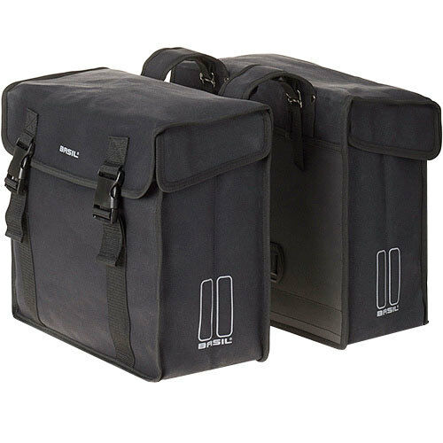 Basil Kavan Double Pannier Bag