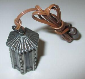 LED Laterne 8-eckig für Krippen  3,5 Volt  25mm  NEU//OVP Kahlert