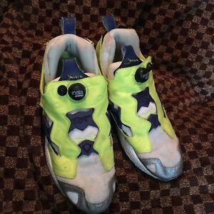 best service a2bae 02747 Image is loading Reebok-FURY-Jackie-Chan-LIMITED-EDITION-us9-5-