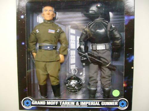 Fao schwarz grand moff tarkin   imperial - 12  .