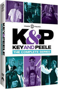 Key-and-Peele-The-Complete-Series-10-Disc-DVD-NEW