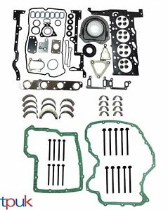 Ford-Transit-Mk6-2-4-Completa-Motor-reconstruir-Set-amp-CABEZA-JUNTA-CONJUNTO-2000-2006