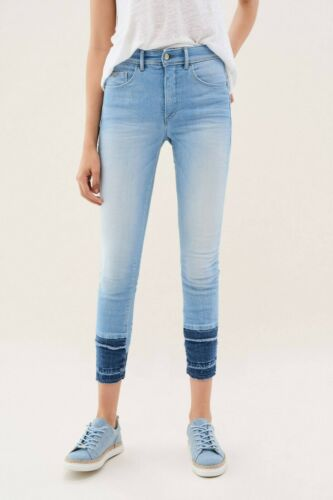 Newstock Secret Denim boutique 121144 Jeans Salsa 8501 Délavage Premium Glamour 8qfAgBw5